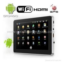 Buy cheap Android 2.1 Tablet PCs Support TV-out + WiFi + G-sensor - 8GB from wholesalers