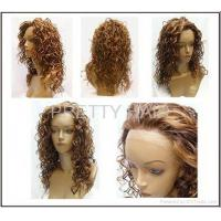 Buy cheap synthetic front lace wig from wholesalers