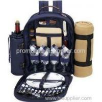 Buy cheap Bon Appetit Backpack with blanket- 4 pers from wholesalers