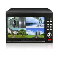 Buy cheap 4 Channel DVR With LCD Screen from wholesalers
