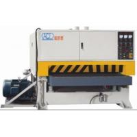 Buy cheap stainless steel aluminium sheet grinder machine from wholesalers