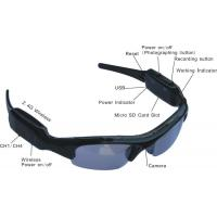 Buy cheap Wireless Eyewear Recorder from wholesalers