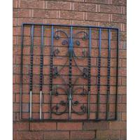 Buy cheap Wrought Iron Window Grill 04 from wholesalers