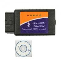 Buy cheap ELM327 Bluetooth software OBD2 EOBD CAN-BUS Scanner Tool from wholesalers