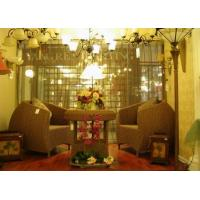 Buy cheap PVC rattan furniture set from wholesalers
