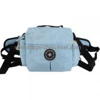 Buy cheap Washer Wrinkle Fabric Waist Bag CS60095 from wholesalers