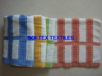 Buy cheap 100% COTTON YARN DYED JACQUARD BATH TOWELS from wholesalers