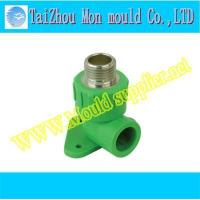 Buy cheap PP-R elbow with brass mould from wholesalers