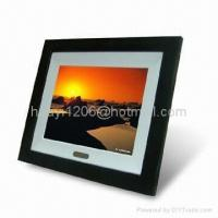 Buy cheap 10.4inch digital photo frame wood 10.4-W04 from wholesalers