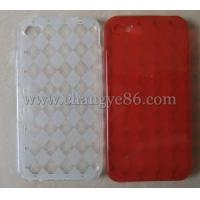 Buy cheap Silicon/clear case for iPhone 4G from wholesalers