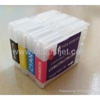 Buy cheap Brother MFC-465CN / MFC-680CN refillable ink cartridge LC960/LC37/LC57 from wholesalers