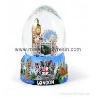 Buy cheap Polyresin Snow globe resin snow globe from wholesalers