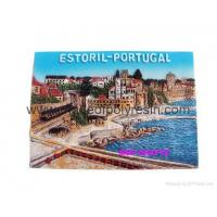 Buy cheap Polyresin Cascais Fridge Magnet -Unique Portuguese Village from wholesalers