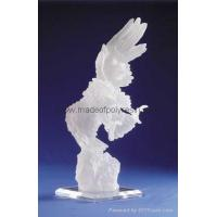 Buy cheap Frosted Sculpture polyresin frosted item resin frost from wholesalers