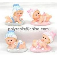 Buy cheap poly-resin baby decor,baby figurine,baby figure from wholesalers