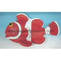 Buy cheap Polyresin fish decoration crafts, fish wallplaque,fish arts from wholesalers