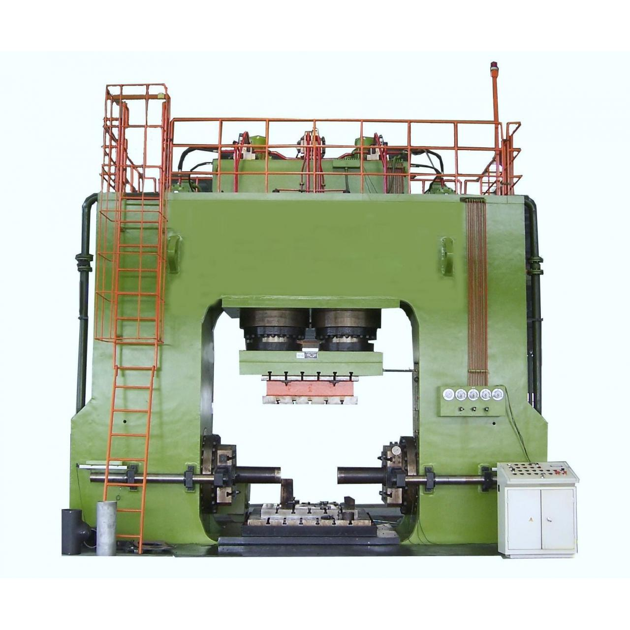 Buy cheap Tee Cold Forming Machine from wholesalers