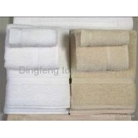 Buy cheap 100% Cotton Dobby border towel from wholesalers