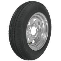 Buy cheap KT 4.80-12 Bias Trailer Tire with 12 Galvanized Wheel - 5 on 4-1/2 - Load Range C from wholesalers