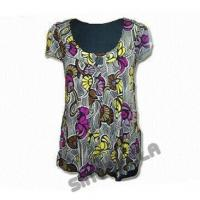 Buy cheap ladies's printing t-shirt from wholesalers