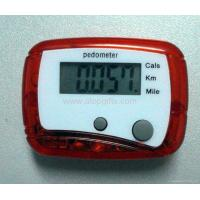Buy cheap Muti-function Pedometer step counter from wholesalers