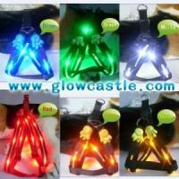 Buy cheap Super Cool LED Glow Large Dog Harness from wholesalers
