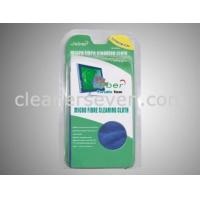Buy cheap Travel single micro fiber cleaning cloth from wholesalers