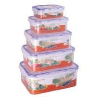 Buy cheap 5pcs food container product