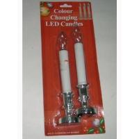 Buy cheap colour changing LED candle from wholesalers