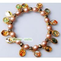 Buy cheap Imitation pearl chaplet from wholesalers