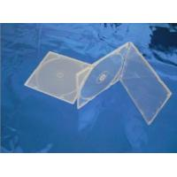 Buy cheap 5mm single semi clear cd case from wholesalers