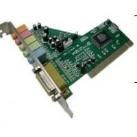 Buy cheap Networking 6CH PCI SOUND CARD from wholesalers