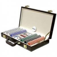 Buy cheap Leather Poker Chip Case 300 from wholesalers