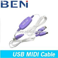 Buy cheap MIDI USB Cable from wholesalers
