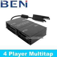 Buy cheap NEW 4 PLAYER MULTITAP FOR SONY PLAYSTATION 2 PS2 SLIM from wholesalers