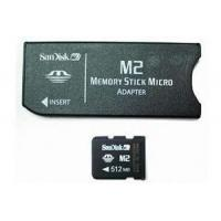 Buy cheap 512MB M2 card from wholesalers