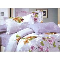 Buy cheap Half Reactive Printed Cotton bedding set from wholesalers