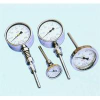 Buy cheap WSS series bimetal thermometer from wholesalers