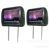 Buy cheap Headrest PC with 8 inch VGA touch screen from wholesalers