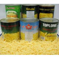 Buy cheap Canned Bamboo Shoots Strips from wholesalers