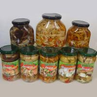 Buy cheap Assorted Canned Mushrooms (In Marinade, In Brine) from wholesalers