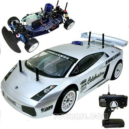 Buy cheap 1:10 Nitro Gas Off-Road Car - RCH57988 from wholesalers