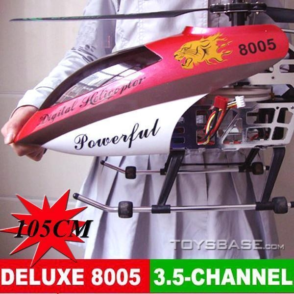 Buy cheap 105cm Radio Remote Control RC Helicopter,3D with Gyroscope from wholesalers