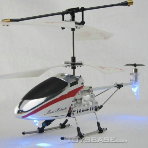 Buy cheap 3 Channel Aluminum Alloy R/C Helicopter with gyro QS9006 from wholesalers