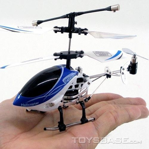 Buy cheap Small RC Helicopter with gyroscope (alloy) 777-153 from wholesalers