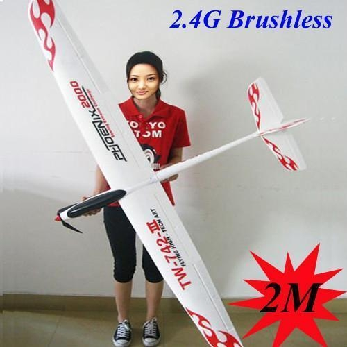 Buy cheap RC Airplane Model PHOENIX 2000 - TW742-3 from wholesalers