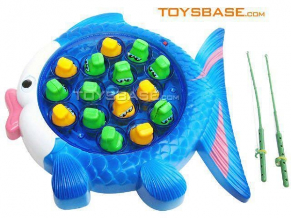 Buy cheap Electrical Toy - Electric Fishing Game Toy with Music from wholesalers
