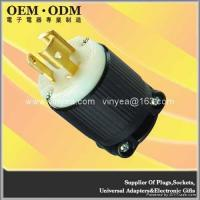 Buy cheap NEMA L5-15 Locking PLUG from wholesalers