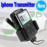 Buy cheap FM Transmitter Car C-h-a-r-g-e-r Kit Adapter for iPhone iPod from wholesalers