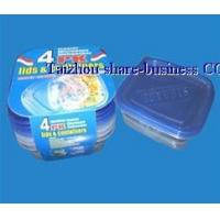 Buy cheap XY-323-1 Disposable food square crisper from wholesalers